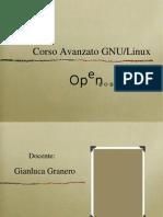 LugRoma3 - Corso Linux Avanzato