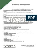 Diplo. Saneamiento Rural y Levantamiento Topográfico