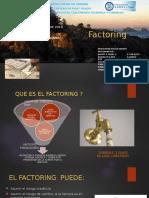 Factoring Final