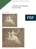 Lo Apolíneo y Lo Dionisiaco_ de Principios Estéticos a Poderes de La Vida _ Reflexiones Marginales