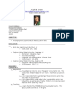 resume- kayla gruno