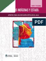 Pueblos indígenas y estado