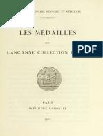 Les médailles de l'ancienne collection royale / [A. de Foville]