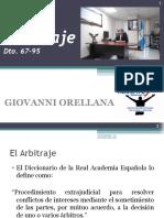 El Arbitraje1
