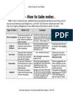 Tip #1 - How to Take Notes.doc
