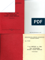 Polish P64 Official Military Manual Rev1985