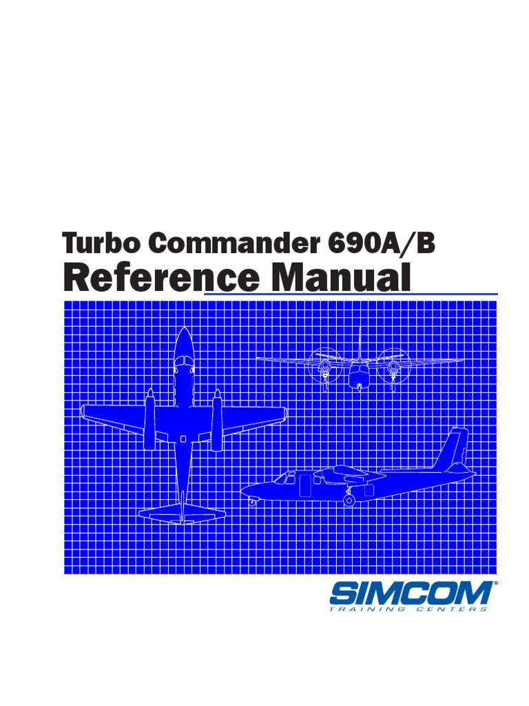 690a b training manual turbocharger flap aeronautics rh scribd com