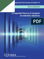 Seguridad Fisica en El Transporte de Materiales Radiactivos