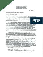 Secretary Carter letter LCS