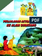 Buku Ke 3 - Perjalanan Astral Ke Alam Binatang
