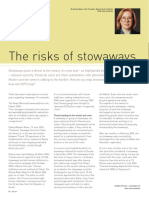 The Risks of Stowaways