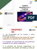 Semana_12_campo Magnetico y Fuerza Magnetica