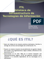 ITIL - Versión 3