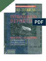 Garcia Manso - Bases Del Entrenamiento