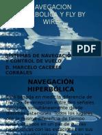 Navegacion Hiperbolica y Fly by Wire