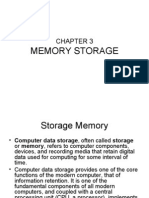 Chapter 3_memory Storage