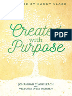 Created With Purpose - FREE PREVIEW