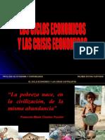 Los Ciclos Económicos y Las Crisis