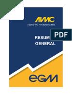 Resume Gm 315