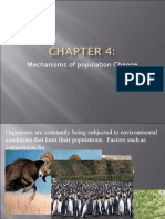 adaptation and evolution powerpoint
