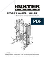 MON G6 Assembly Manual