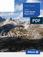 Allianz Global Wealth Report 2015