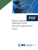 ESMS Implementation Handbook (Spanish)