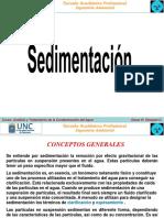 9. Sedimentación