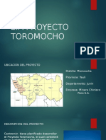 EIA Proyecto Toromocho