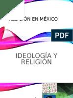 Religiónes en Mexico Expo