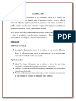 Fundamentos basicos de la auditoria