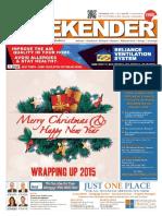 Indian Weekender December 18, 2015