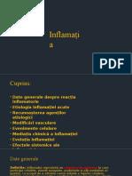Inflamatia curs 1+2 bals