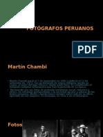 Fotógrafos peruanos