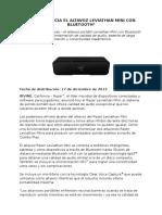 2015-1217 Razer Press Release - Leviathan Mini_SPA