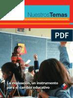 La Evaluación Un Instrumento Para El Cambio Educativo