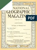 National Geographic Magazine 1916-02