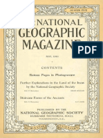 National Geographic Magazine 1916-05