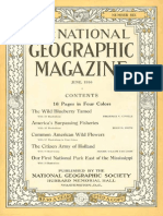 National Geographic Magazine 1916-06