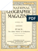 National Geographic  1916-10