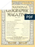 National Geographic Magazine 1917-05