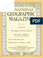 National Geographic Magazine 1917-06