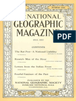 National Geographic Magazine 1917-07