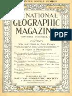 National Geographic Magazine 1917-11