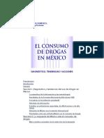 El Consumo de Drogas en México-diagnóstico, Tendencias y Acciones