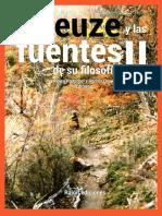 Deleuze y Las Fuentes II Alfa