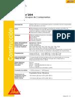Sikafloor 264 PDS