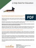 Smart Suite Education for Infoline