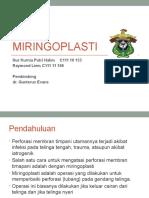miringoplasty