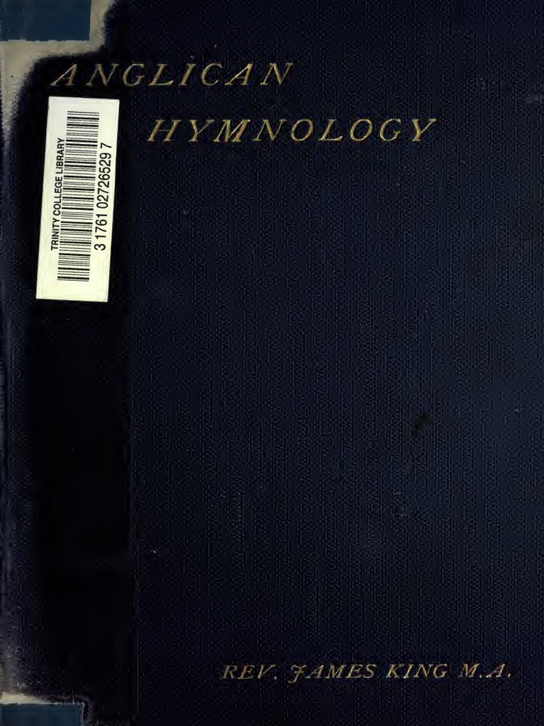 245 King Anglican Hymnology 1885 Hymns Ambrose Just Mom Baju Menyusui Lyra 101 Light Blue Flower